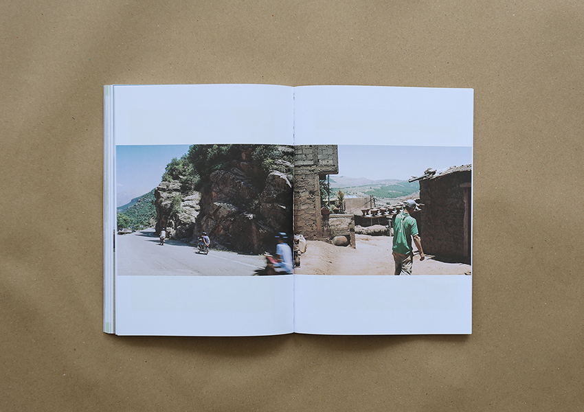 travel magazine with clean and minimal design. travel magazine published in Malaysia. travel story in Morocco Marrakech Fez Atlas Mountains by Suleyman Azhari