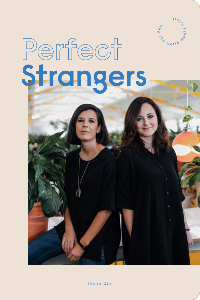 Perfect Strangers - Issue 1