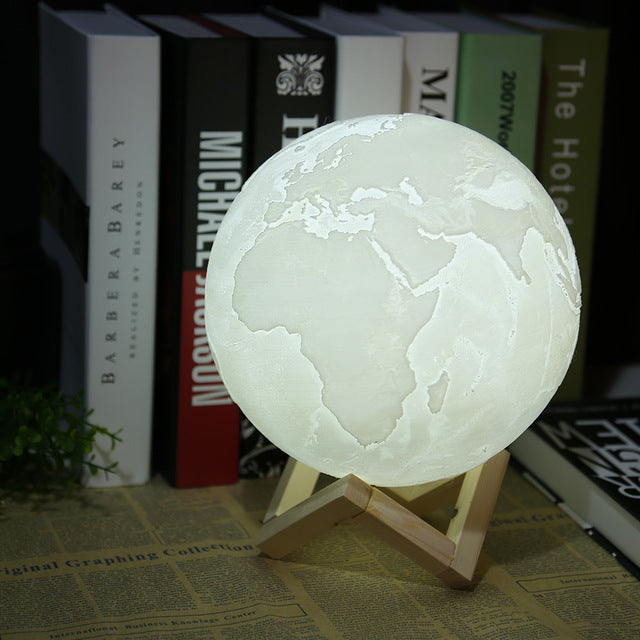 Earth lamp Moon lamp Amazing Doctor Surgeon Nurse HCP love Gift Product Item at Surgerise Specialist Shop, best shop for medical staff
