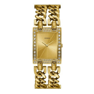 GUESS Heavy Metal Gold Women's Watch 1275L2