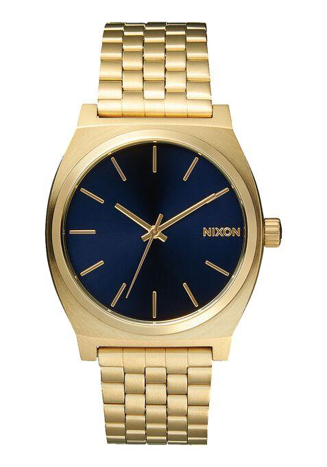 Nixon Time Teller - All Light Gold / Cobalt