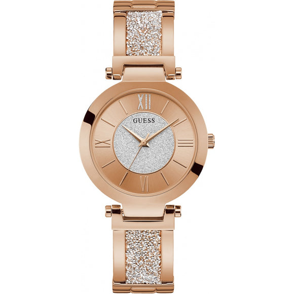 Guess Aurora Watch Rose-gold