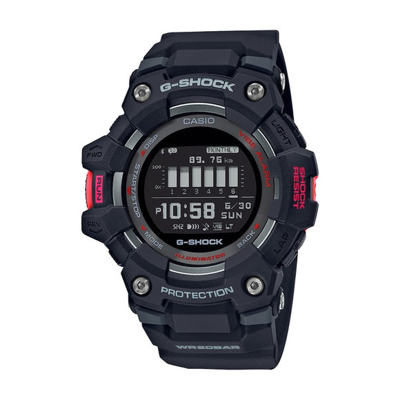 GBD100-1 G-SHOCK G-SQUAD SPORTS WATCH