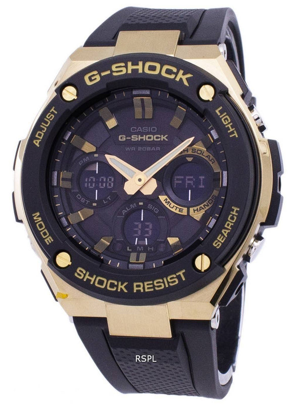Casio G-Shock G-STEEL G-STS100G-1A Watch Gold/Black