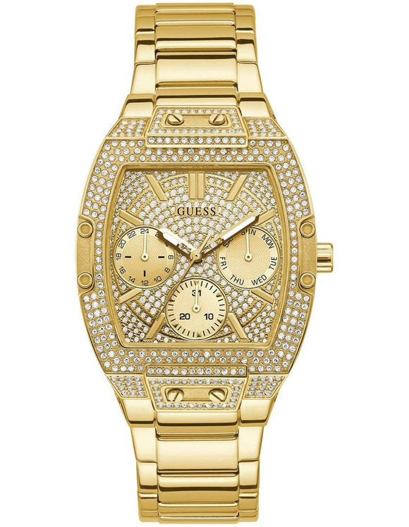 GUESS RAVEN GLITZ LADIES GW0104L2 MULTIFUNCTION WATCH