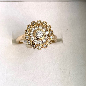 9ct. Gold Ring