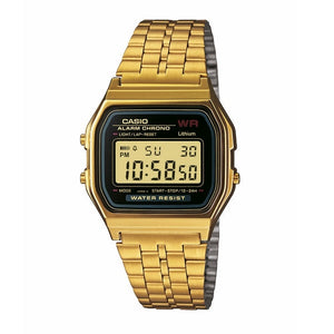 CASIO VINTAGE DIGITAL WATCH A159WGEA-1VT