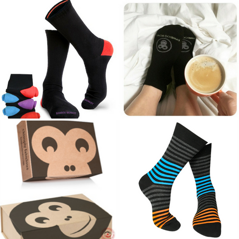 Monkey Sox Gift Pack