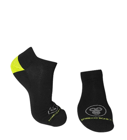 black bamboo sports socks at our online sock store