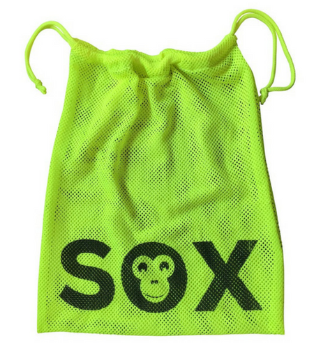 monkeysox mesh wash bag