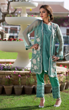 NF3036 - Machine Embroidered Three Piece Suit