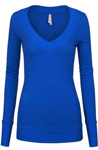 Royal Blue Tiffany Sweater