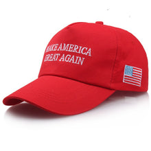 Load image into Gallery viewer, (18 variations) 𝗗𝗼𝗻𝗮𝗹𝗱 𝗝. 𝗧𝗿𝘂𝗺𝗽 2020 Embroidered Trump Baseball Cap