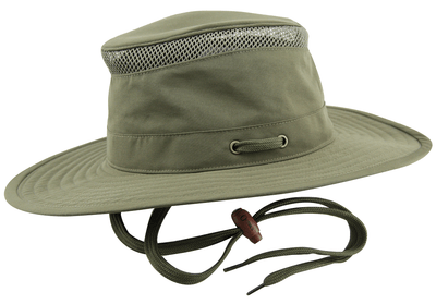 Outback Trading Co (NZ)  Elwood Creek Hat Small 14849-OLV-SM