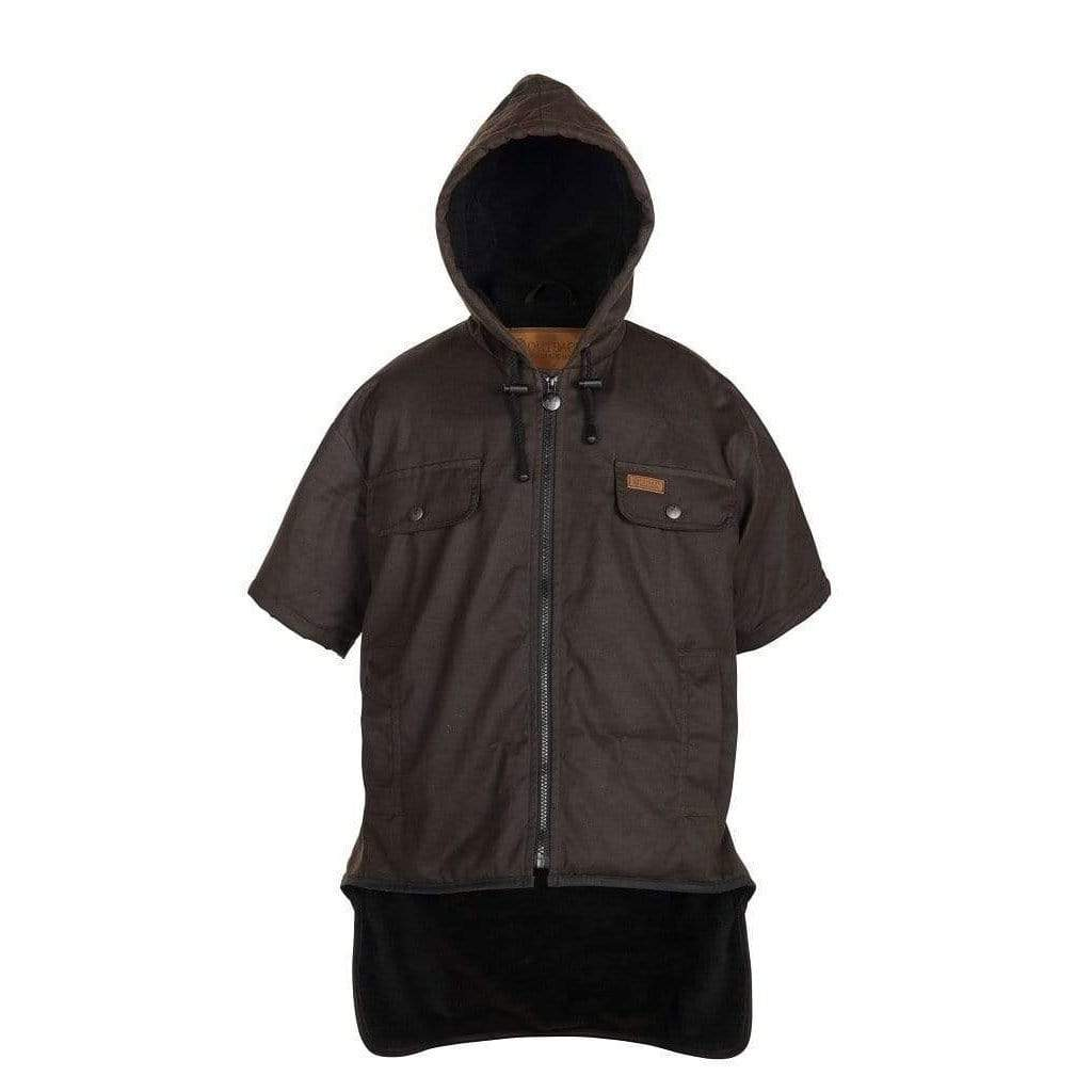 Outback Trading Co (NZ) Mini Linton Child's Vest XS 6504-BRN-XS