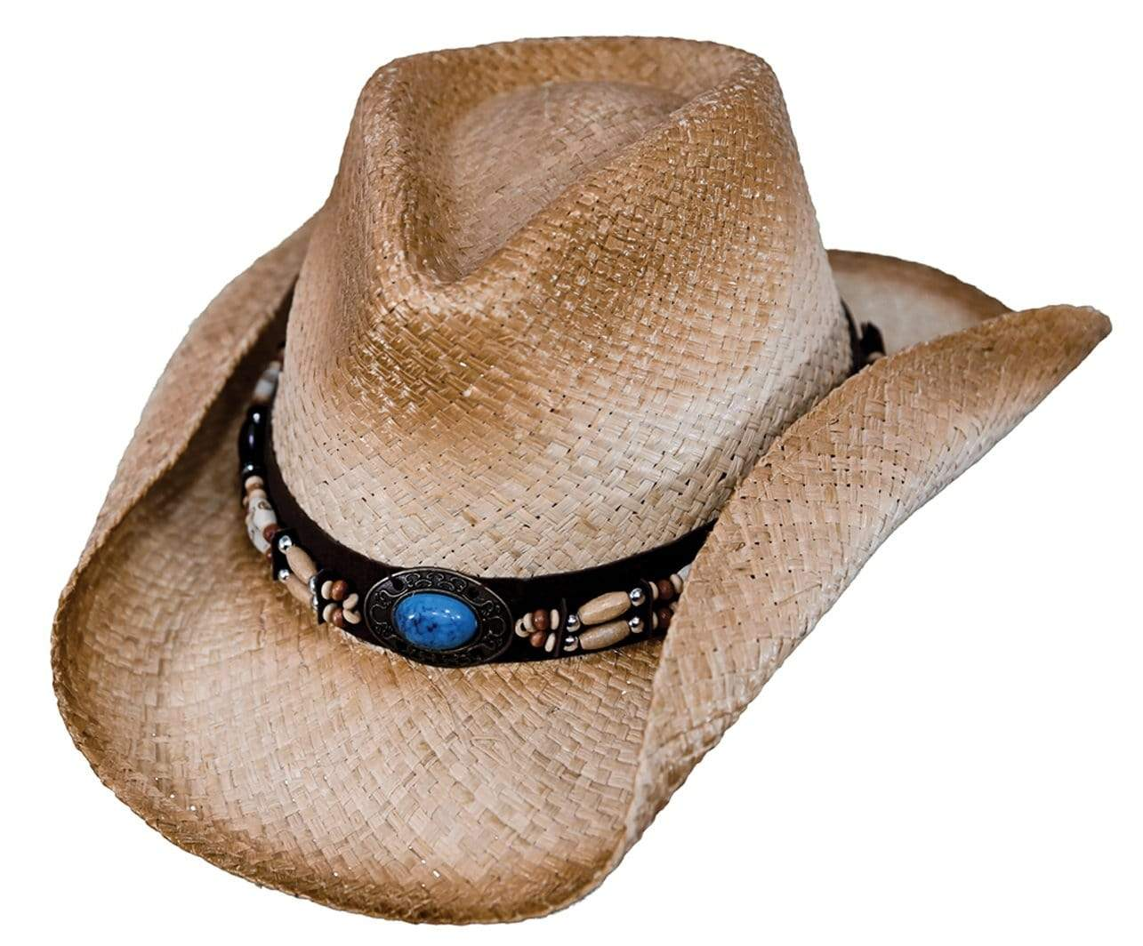 Outback Trading Co (NZ)  Soccoro Straw Hat