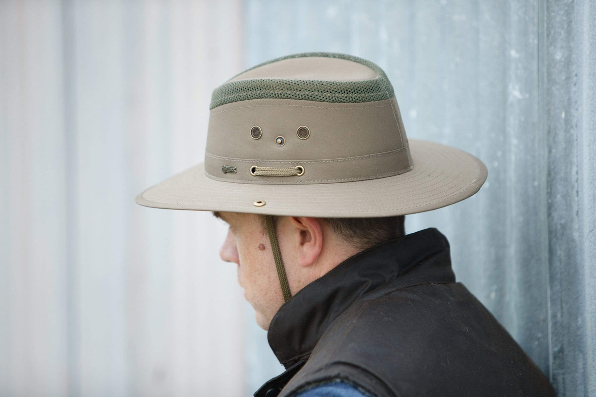 Outback Trading Company Mariner Polycotton Hat