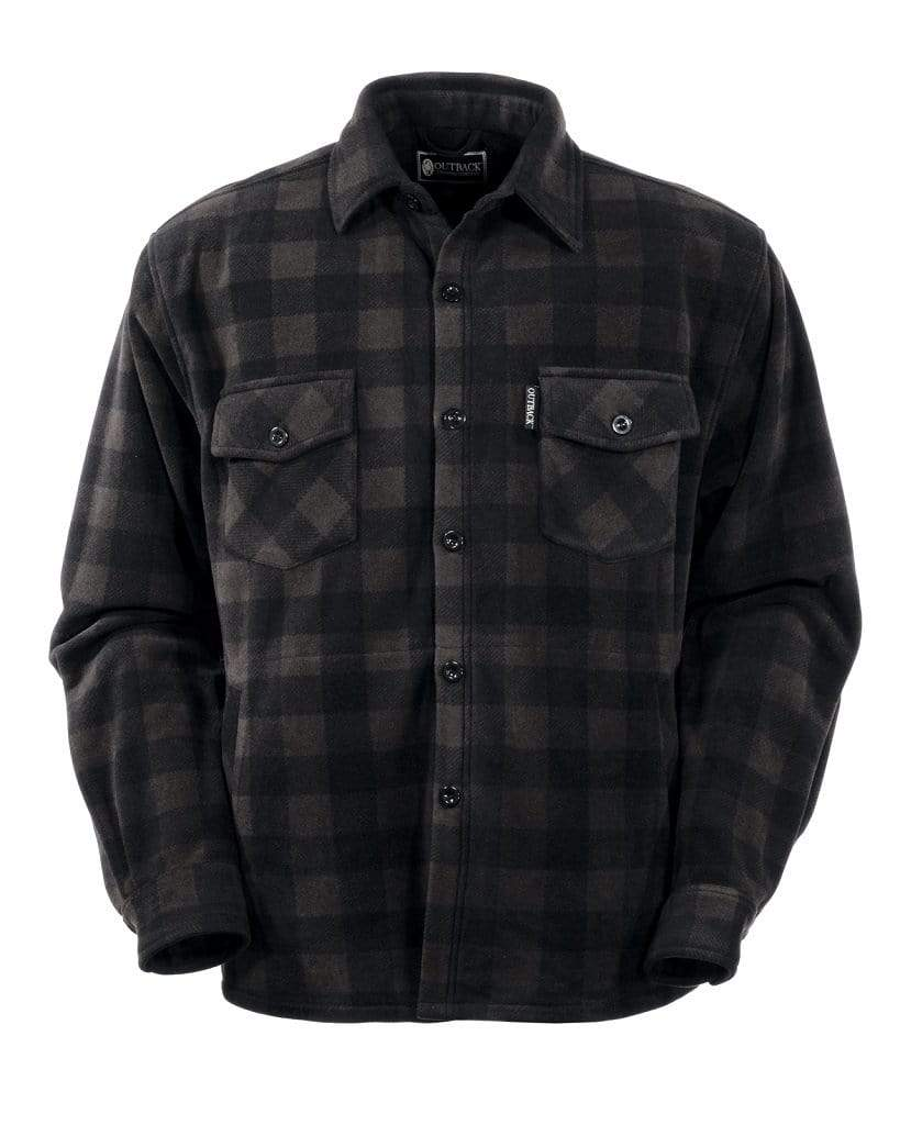 Outback Trading Company Mens Big Shirt
