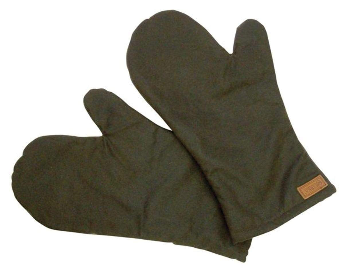 Outback Trading Company Oilskin Mittens BROWN / BN 2001-BN