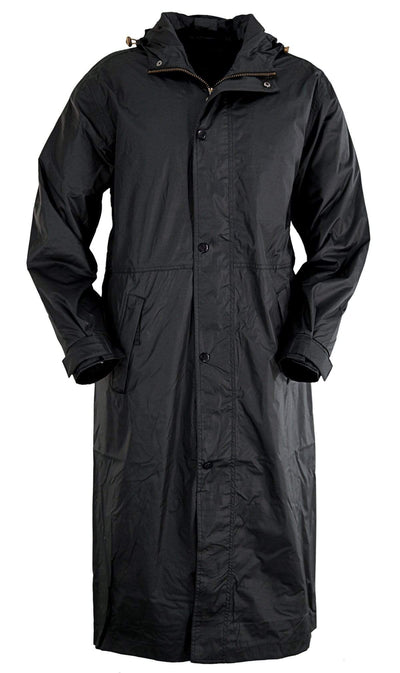 Outback Trading Company Packable Duster BLACK / XS 2406-BLK-XS