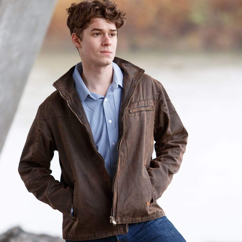 Outback Trading Company Reserve Jacket