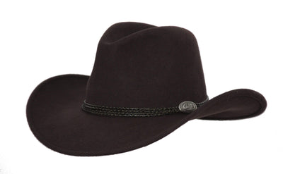 Outback Trading Company Shy Game BROWN / SM 1307-BRN-SM