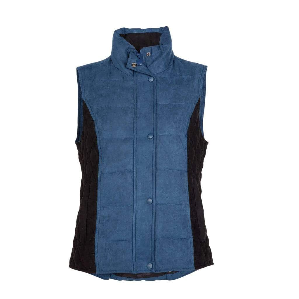 Outback Trading Company Snowy Mountain Down Vest NVY / SM 6911-NVY-SM
