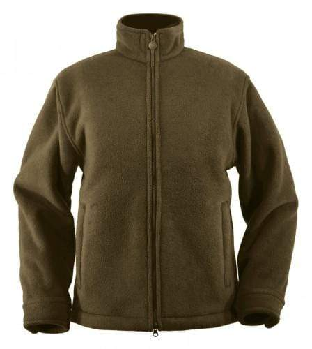 Outback Trading Company Summit Fleece Jacket BREEN / MD 4835-BRE-MD