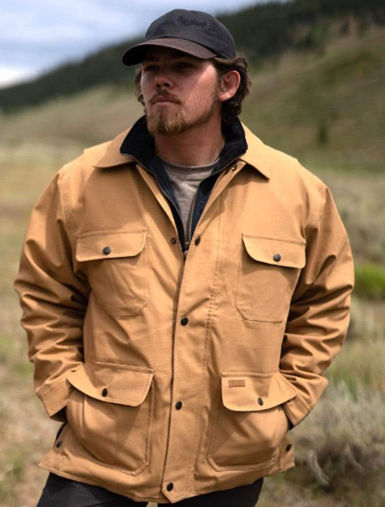 Outback Trading Company Thomas Canvas Jacket