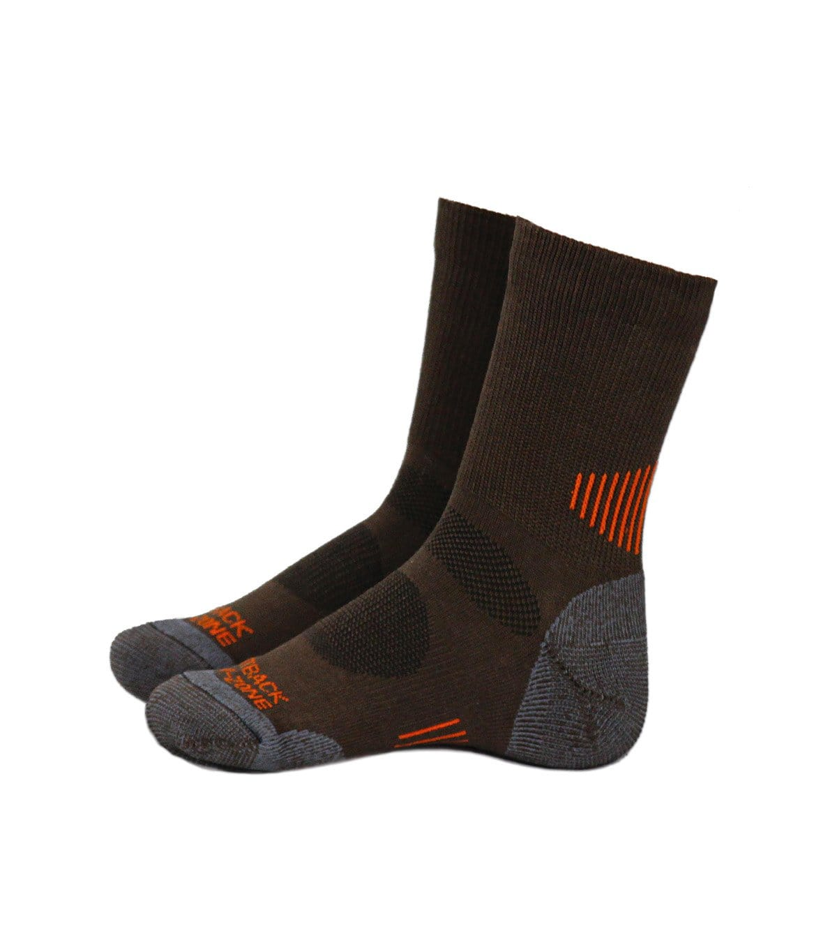 Outback Trading Company Women's Travel Sock 6002-BLK-OSFA