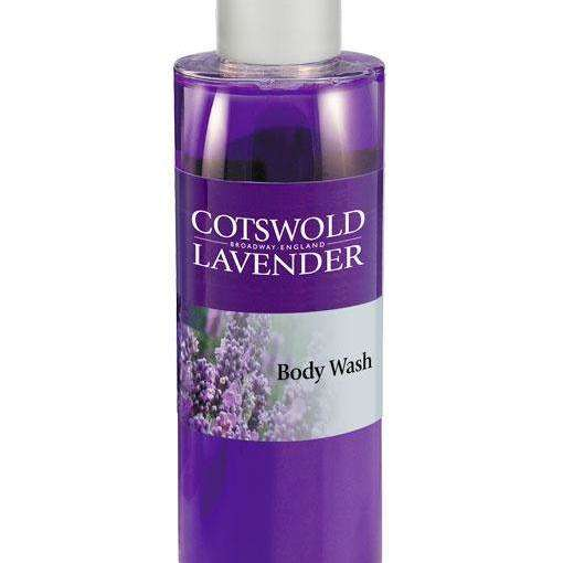 Lavender Body Wash 200ml & 60ml
