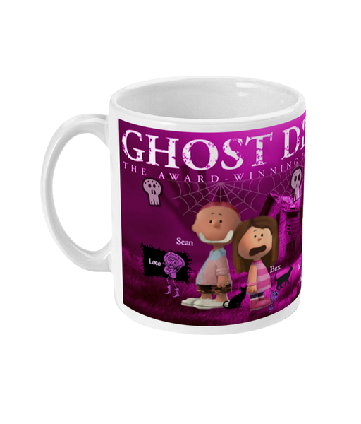Ghost Dimension - Team Mug - Designed by Bear