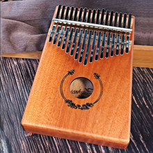 Load image into Gallery viewer, Wood Kalimba