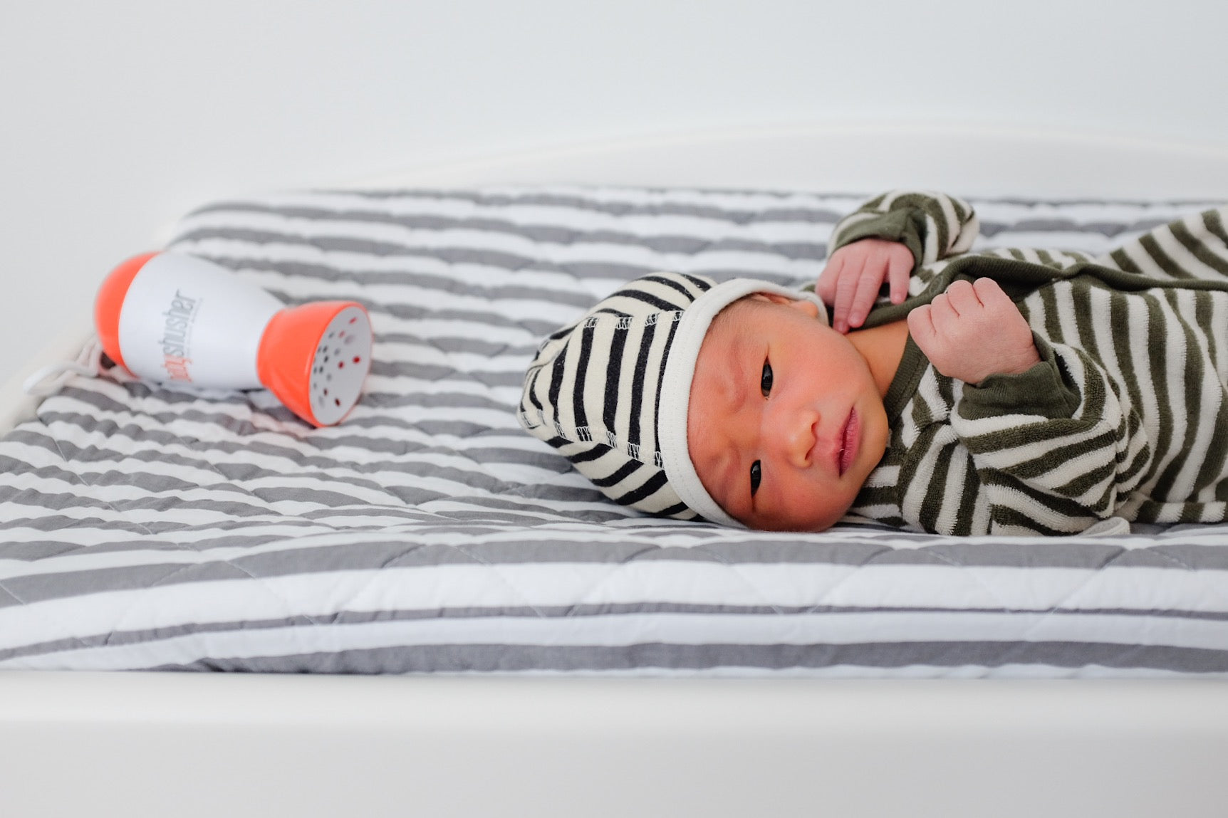 Why some parents don't swaddle their baby.