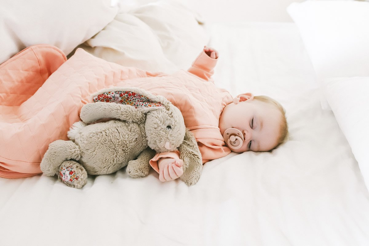 Keep Your Baby Sleeping Just Right During The Cold Chilly Winter