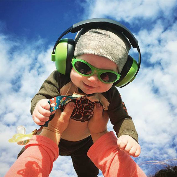 Do Babies Need Sunglasses & Ear Protection