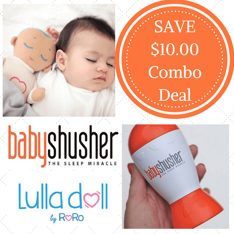 Should I buy the Baby Shusher or Lulla Doll