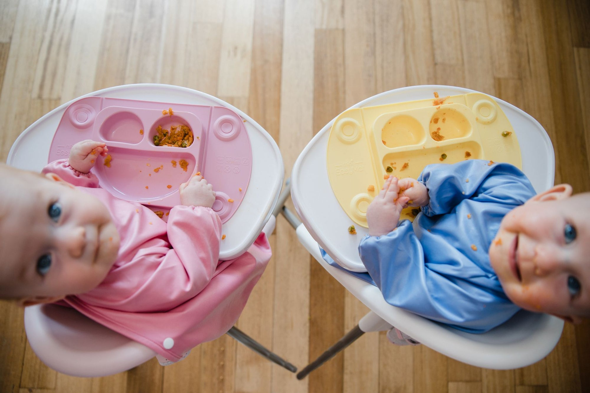 Parents' Guide to Baby Led Weaning