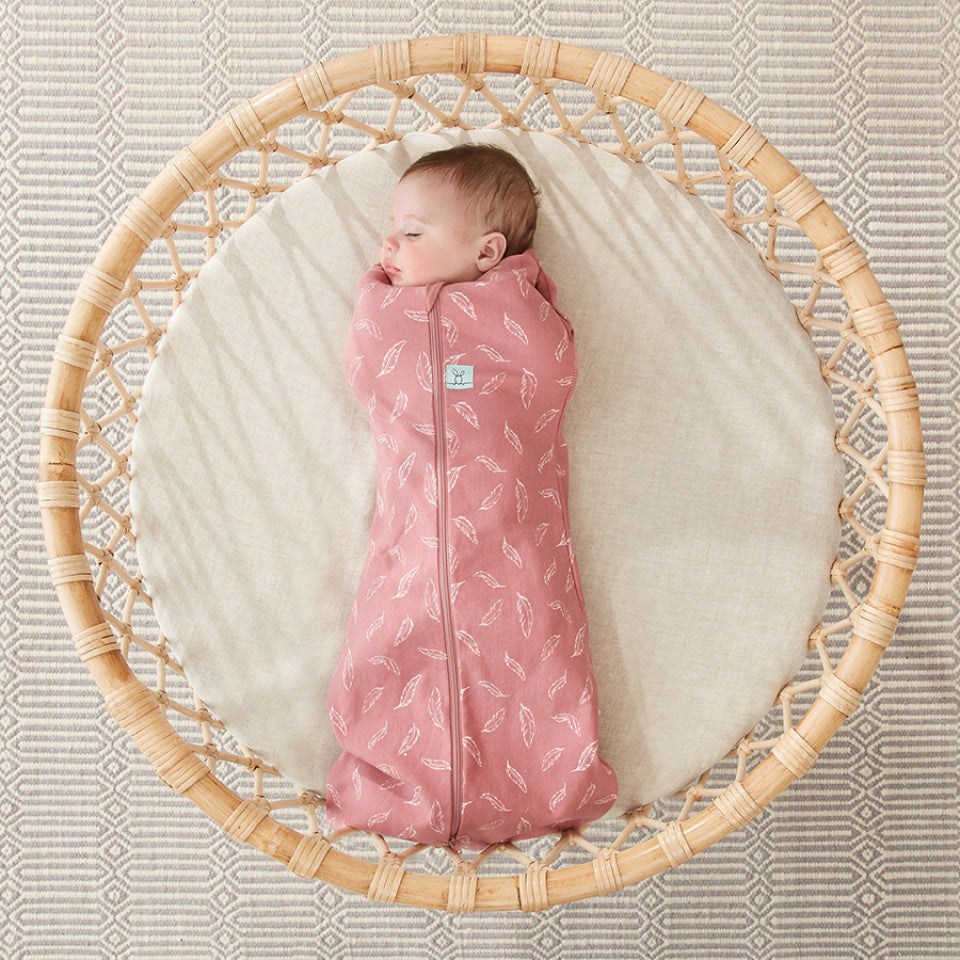 How to Swaddle a Baby Made Easy