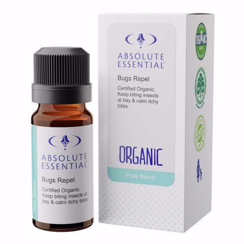 Bugs Repel Organic Oil 10ml - Absolute Essential