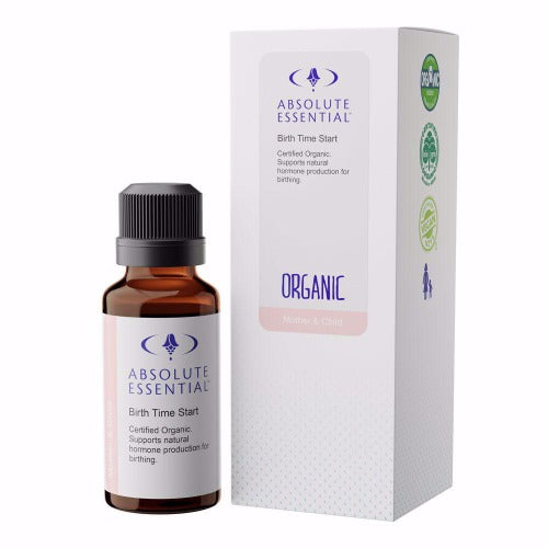 Birth Time Start Organic Oil 25ml - Absolute Essential