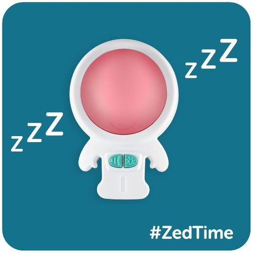 Zed the Vibration sleep soother and nightlight - Rockit