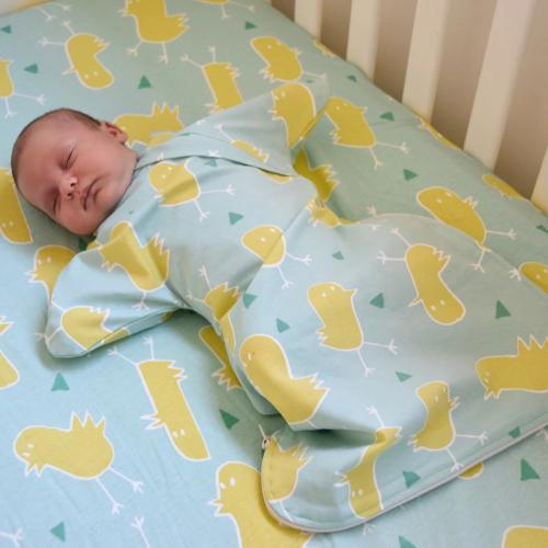 Baby Loves Sleep - Jersey Fitted Cot Sheets