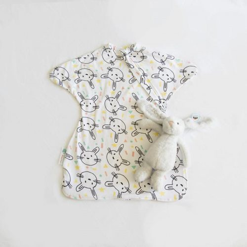 Baby Loves Sleep - Original Sleep Swaddle  Organic Cotton 0.7 tog
