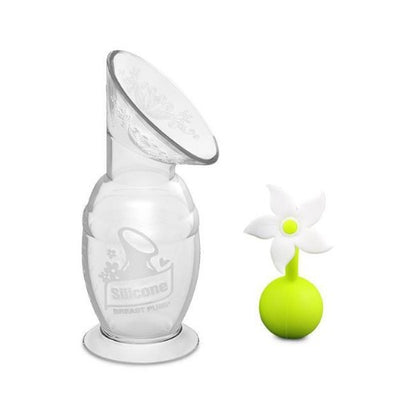 Haakaa - Silicone Breast Pump and Stopper, Generation 2, 150ml