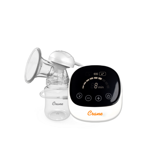 Rechargeable Single Electric Breast Pump - Crane