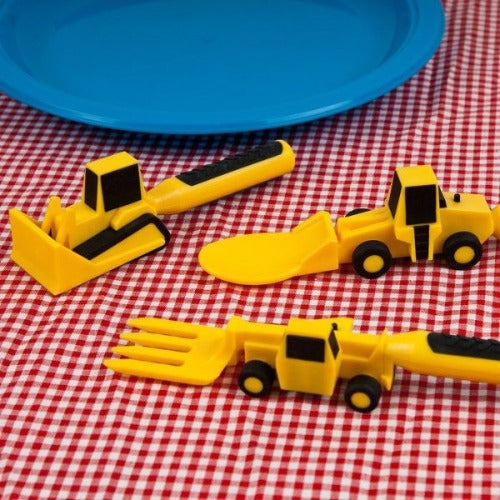 Individual Construction Utensils - Constructive Eating