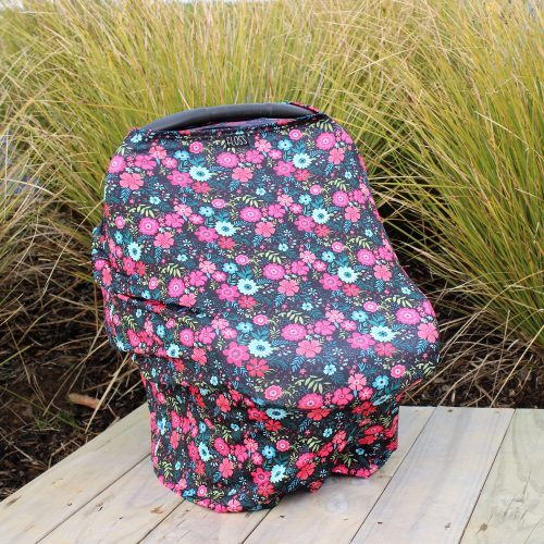Floss - Capsule Cover, Breastfeeding Cover, Trolley Cover