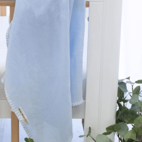 Swaddle Wrap Air Light Weight - Bubba Blue