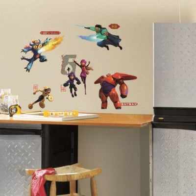 Big Hero 6 Wall Decors - RoomMates
